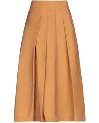 Maliparmi 3/4 Length Skirt - Multicolour