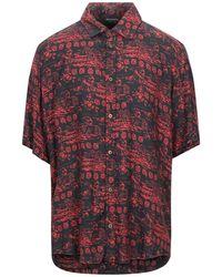 Mauna Kea Shirt - Red