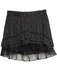 Isabel Marant Midi Skirt - Black