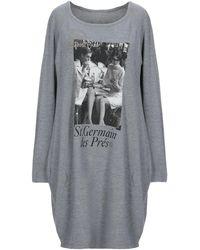 Au Soleil De Saint Tropez Short Dress - Grey
