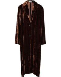 Siyu Overcoat - Multicolor