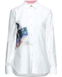 Paul Smith Camisa - Blanco