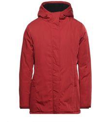 Refrigue Cappotto - Rosso