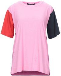 Sofie D'Hoore T-shirt - Pink