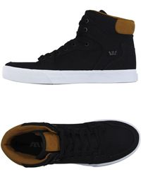 Supra High-tops & Trainers - Black