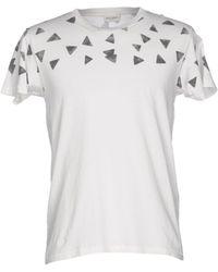 Saint Laurent - T-shirts - Lyst