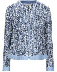 Manzoni 24 Suit Jacket - Blue