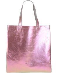 Rick Owens Shoulder Bag - Pink