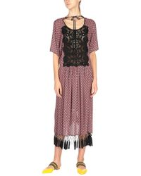 Clover Canyon Knee-length Dress - Multicolor