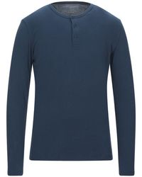 Majestic Filatures T-shirt - Blue