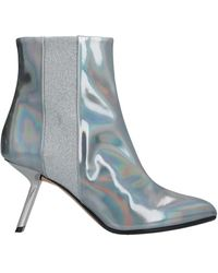 Alchimia Di Ballin Ankle Boots - Metallic