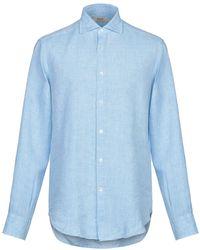 Roda At The Beach Shirt - Blue