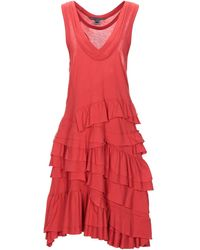 Marc By Marc Jacobs Short Dress - Red