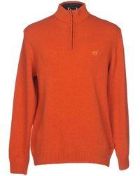 Henry Cotton's Cuello alto - Naranja