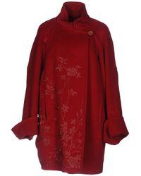 Christian Lacroix Coat - Red