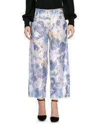 Liu Jo Pantalones piratas - Azul