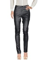 NÜ Casual Pants - Black