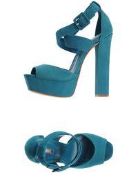 Schutz Sandals - Blue