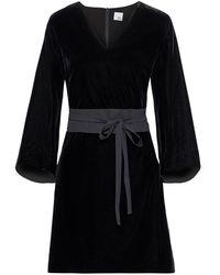 Iris & Ink Robe courte - Noir