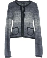 Armani Jeans   Knit Jacket   Lyst