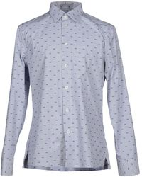 Dirk Bikkembergs Shirt - Blue