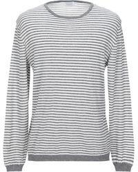 Heritage Pullover - Grau