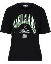 AALTO T-shirt - Black