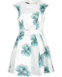Queen Of Hearts - Short Dress - Lyst
