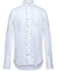 Pal Zileri Cerimonia Shirt - White