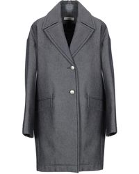 Cappellini By Peserico Denim Outerwear - Blue