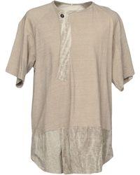 Ziggy Chen - T-shirts - Lyst