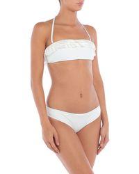 Moré Noir Bikini - White