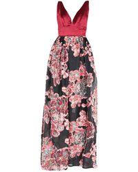 Christian Pellizzari Long Dress - Multicolour