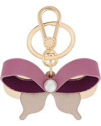 Furla Key Ring - Purple