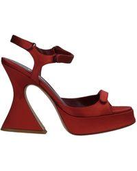 Sies Marjan Sandales - Rouge