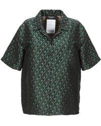 Rochas Shirt - Green