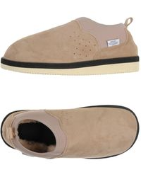 Suicoke Trainers - Natural