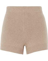 8 by YOOX Shorts & Bermuda Shorts - Natural