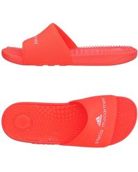 adidas By Stella McCartney - Recovery Molded Slide Sandal - Lyst