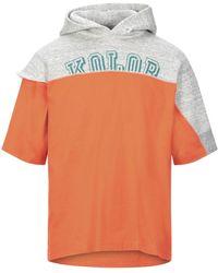 Kolor T-shirt - Orange