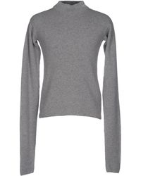 Hood By Air Turtleneck - Gray