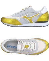 Mizuno Low-tops & Trainers - Yellow