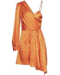 ViCOLO Short Dress - Orange