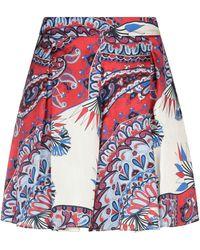 Jucca Bermuda Shorts - White