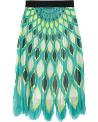 Anonyme Designers 3/4 Length Skirt - Green