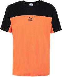 PUMA T-shirts - Orange