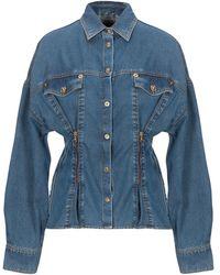 Versace Camicia jeans - Blu