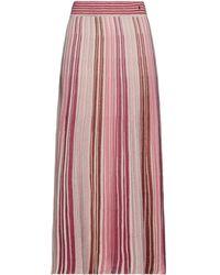 Trussardi Long Skirt - Multicolour