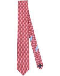 Ferragamo Krawatten & Fliegen - Rot