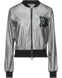 Boutique De La Femme Jacket - Grey